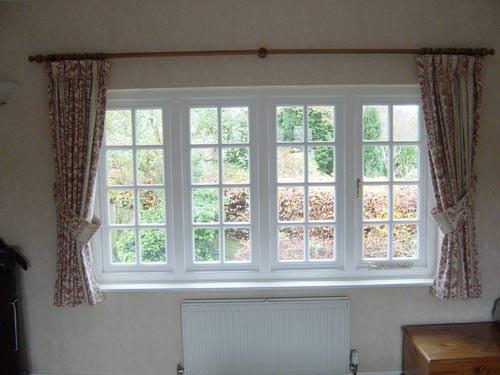 Upvc Wood Casement Window Inside Select Products