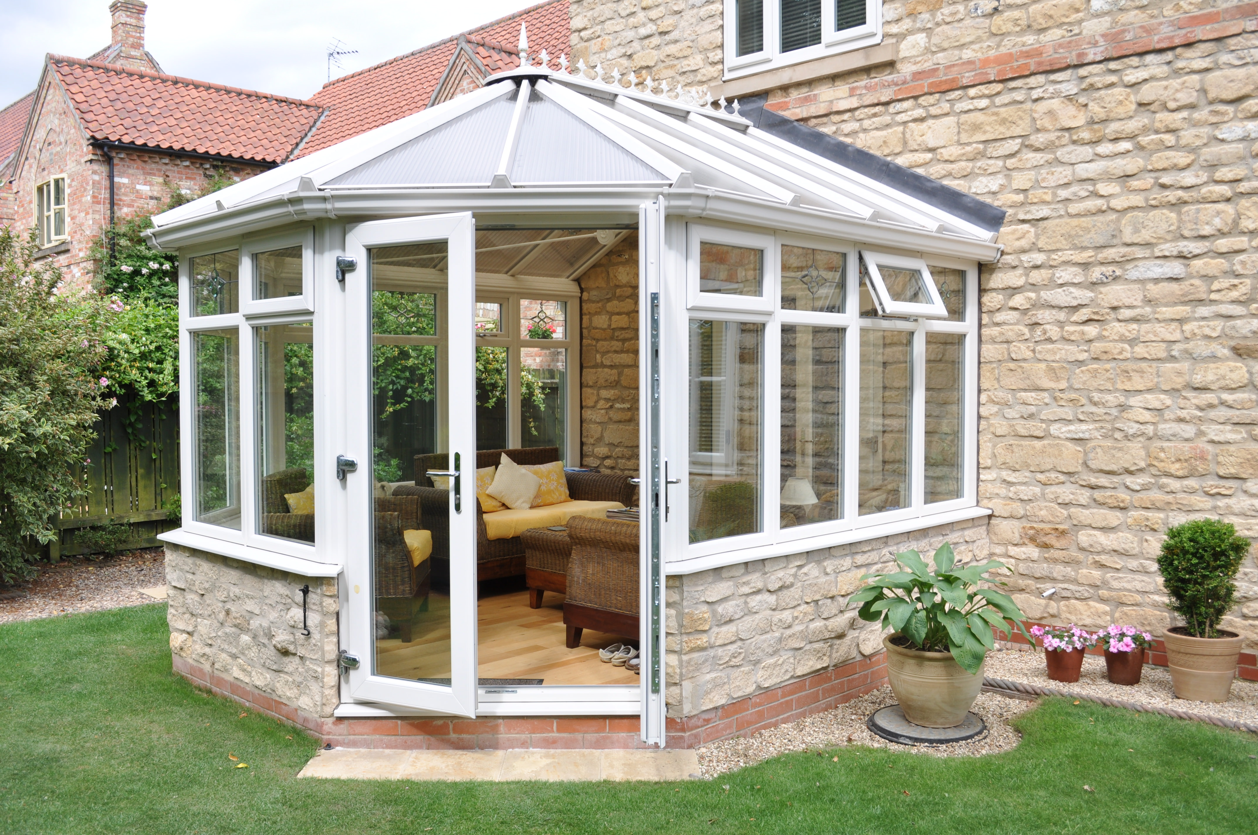 Victorian Conservatories Double Glazing Leeds Select