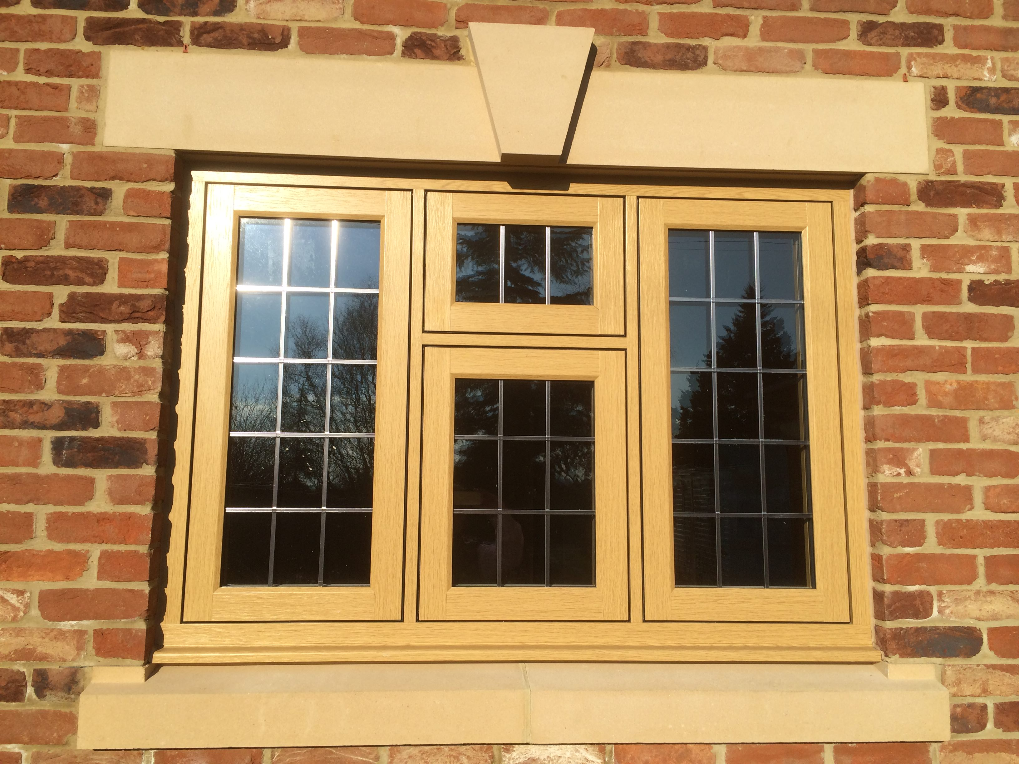 Wooden casement windows double glazing leeds select for Double casement windows