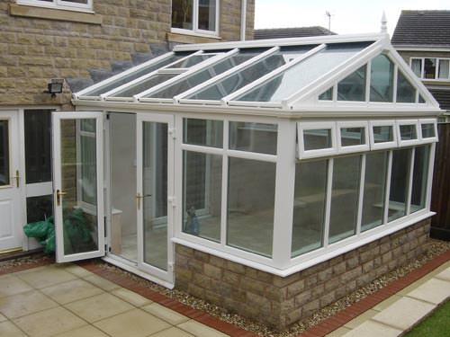 Gable End Conservatory Quote Leeds