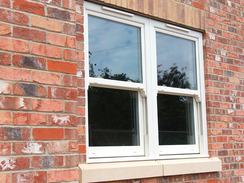 upvc Sliding Sash Windows in Harrogate