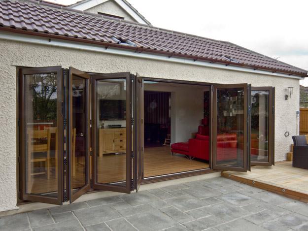 Aluminium Bi-Fold Doors Prices Leeds