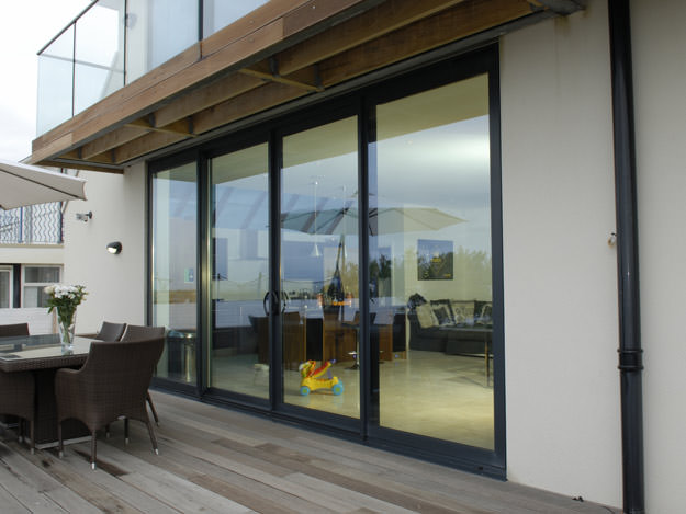 Aluminium Doors Prices Leeds