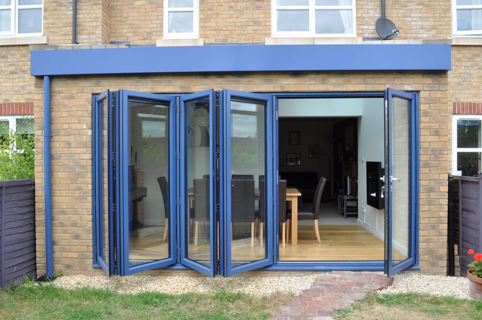 Aluminium Bi-Fold Doors Leeds