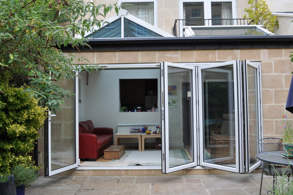 uPVC Bi-Folding Doors Harrogate