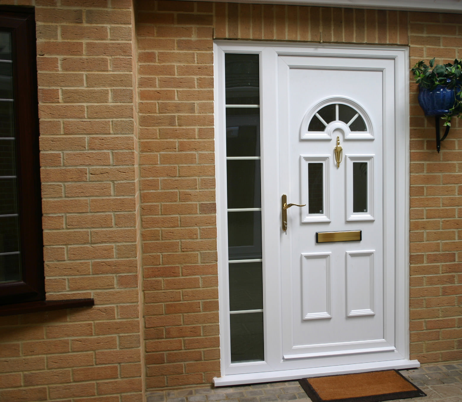 Upvc doors harrogate double glazed doors front door for Wooden front doors fitted