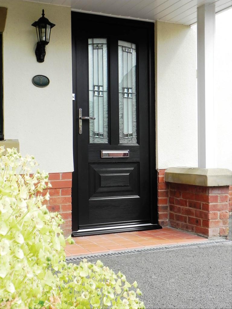 Black Composite DoorComposite Doors Horsforth Composite Doors Prices LeedsTrade Doors Leeds   Get A Free Quote. Double Glazed Front Door Prices Uk. Home Design Ideas