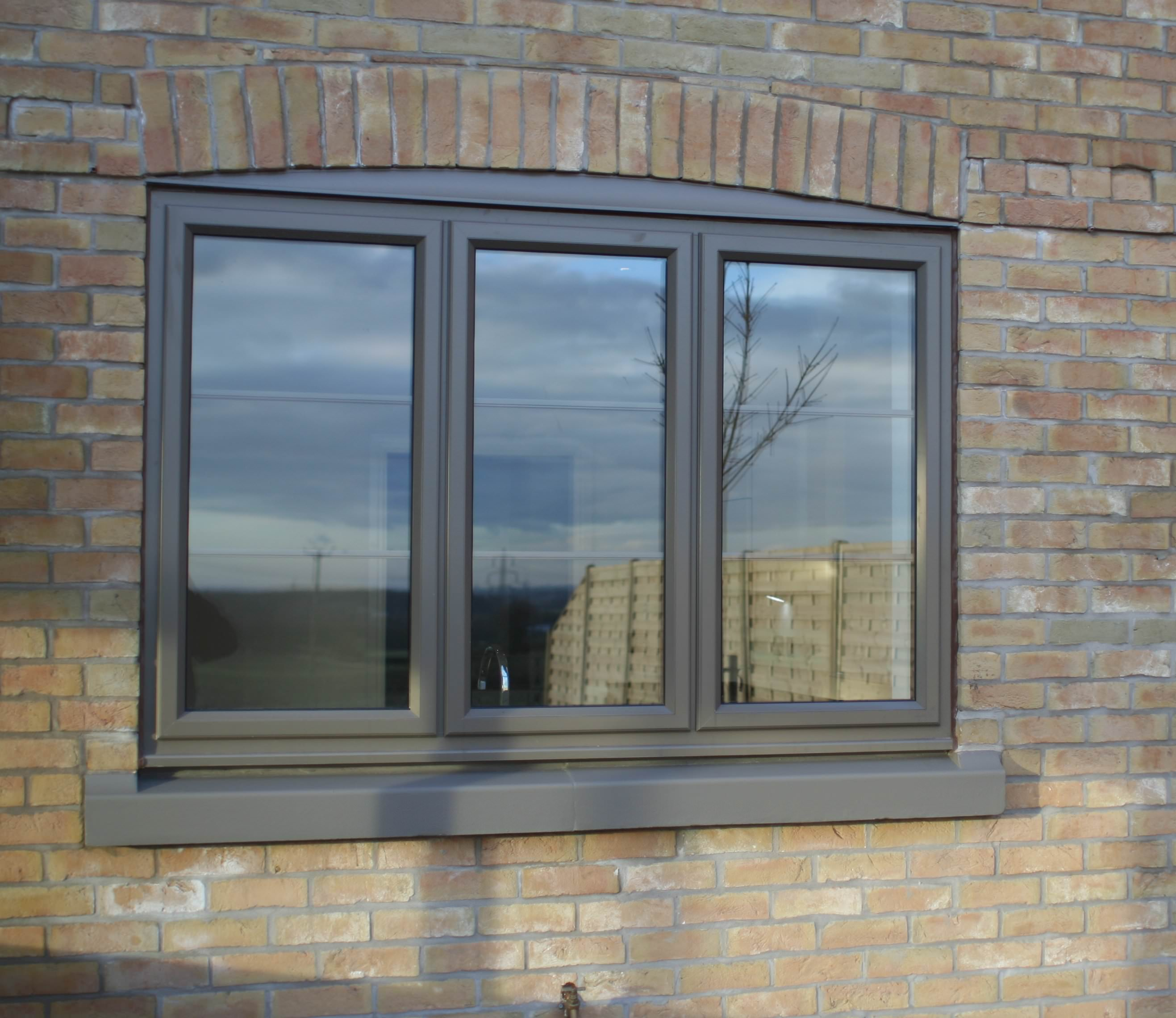 Aluminium windows horsforth aluminium windows prices leeds for Windows and doors prices