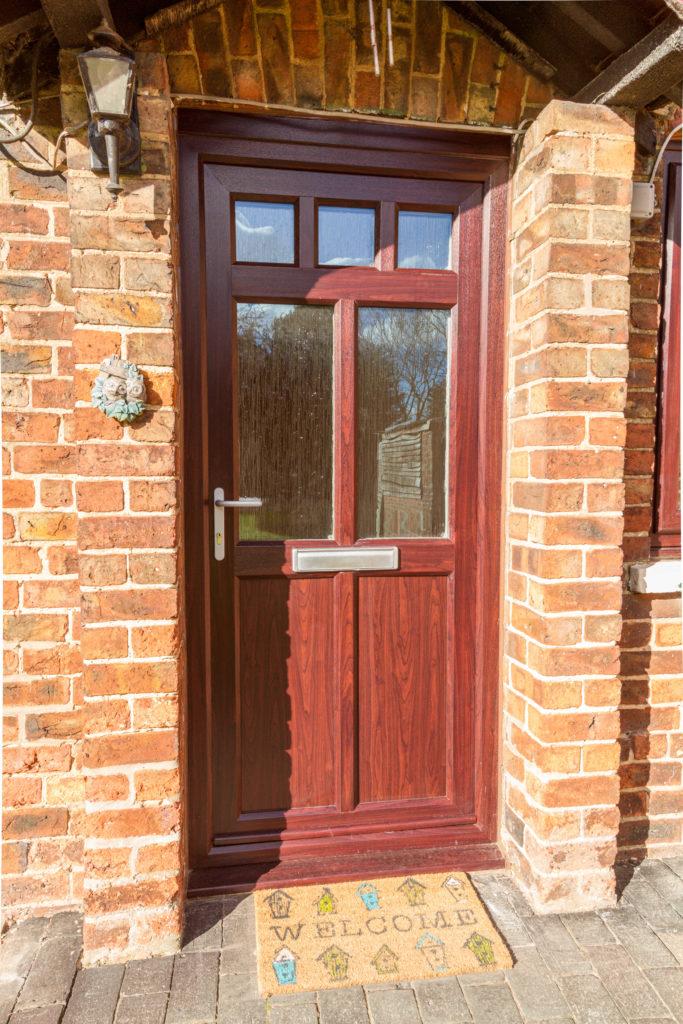 Front Doors Harrogate