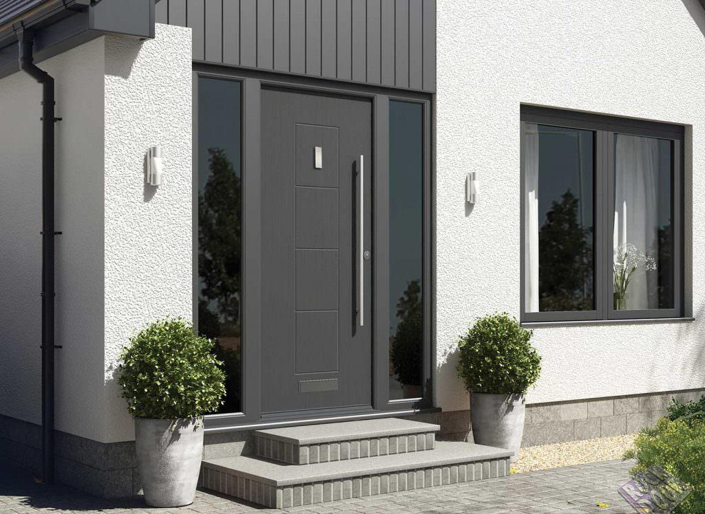 Composite Front Doors Collingham