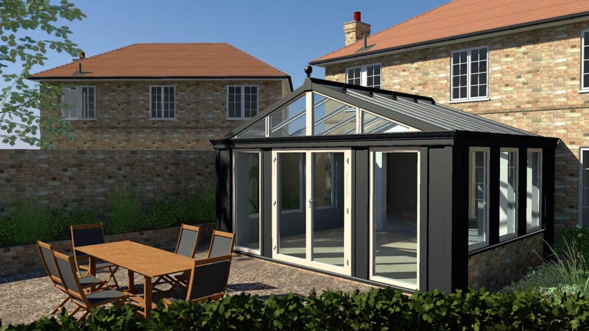 Gable Conservatory Quote Leeds