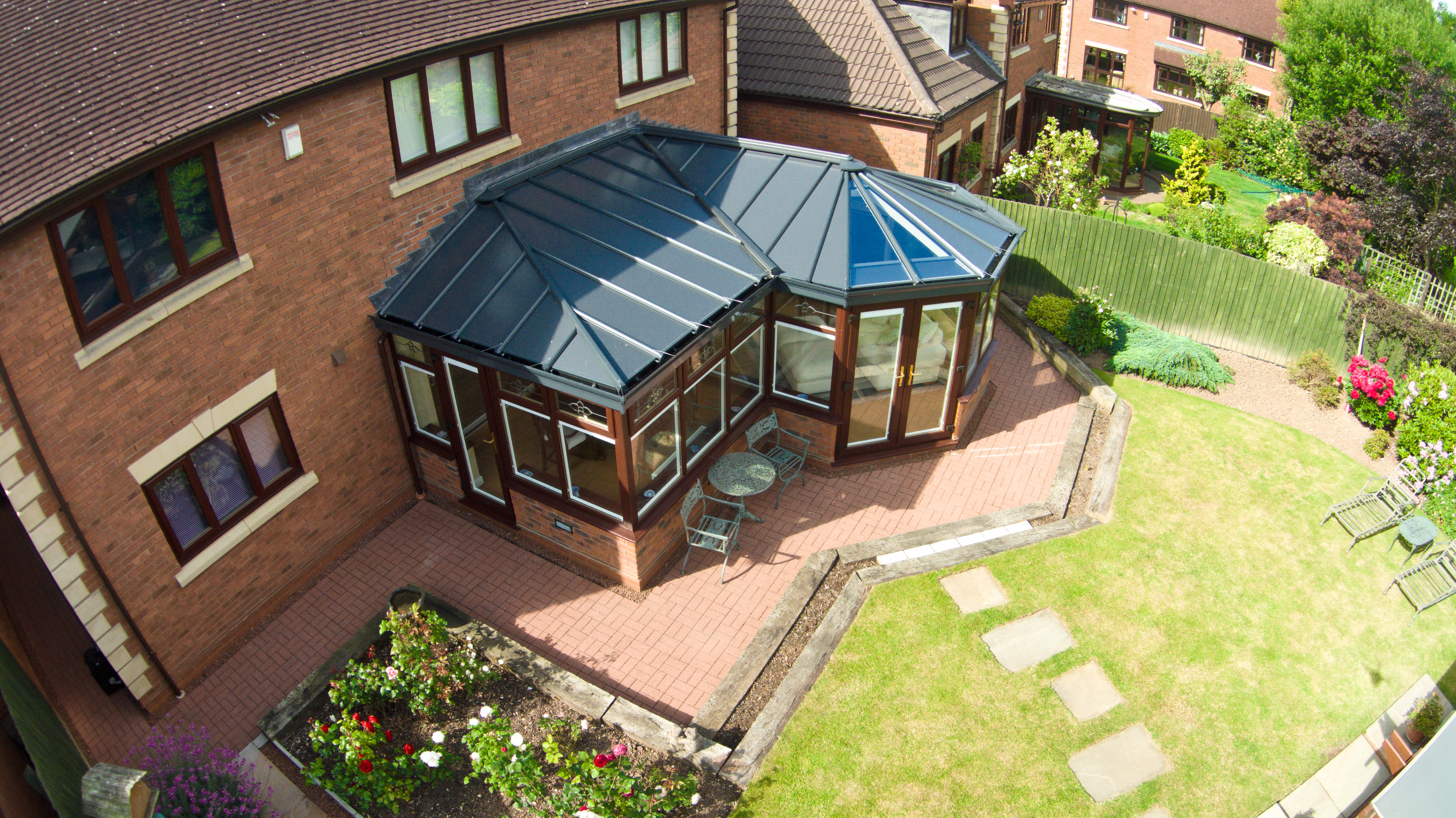 P-Shaped Conservatory Leeds