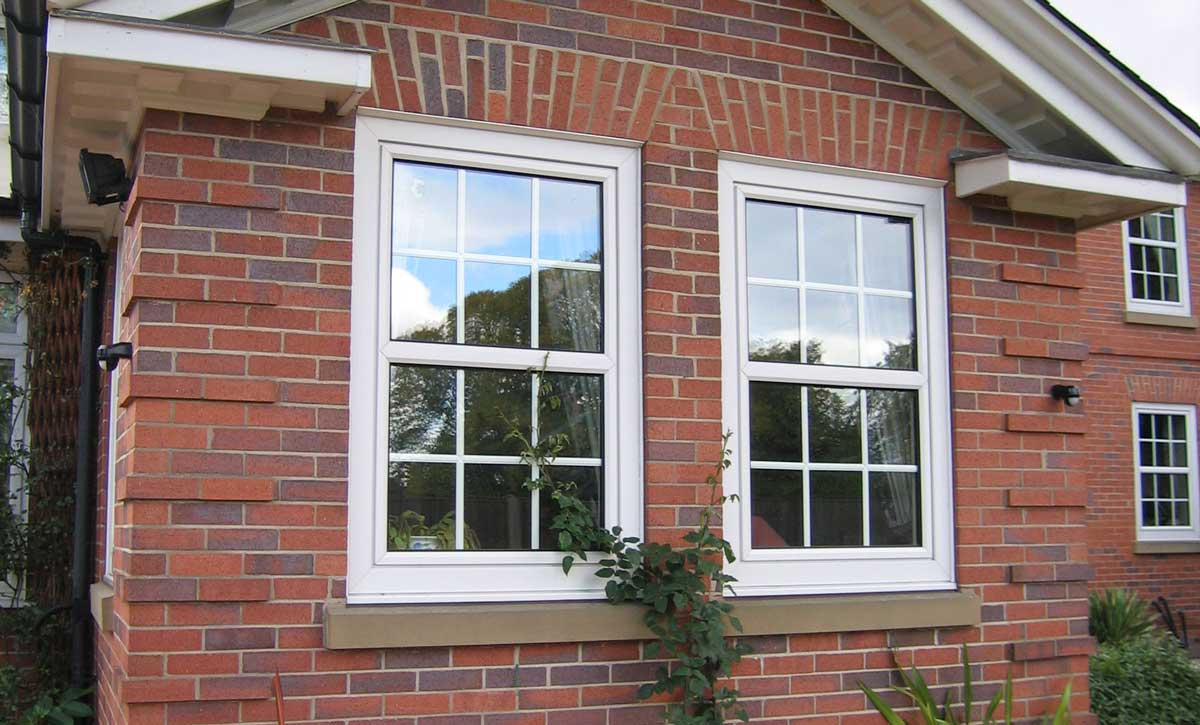Tilt Turn Window Bay : Upvc tilt and turn windows horsforth