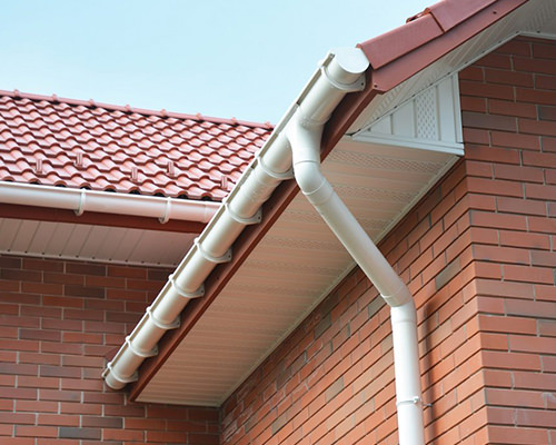 uPVC Fascia Soffits and Guttering