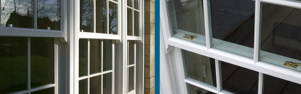 Attractive Sliding Sash Windows in Collingham