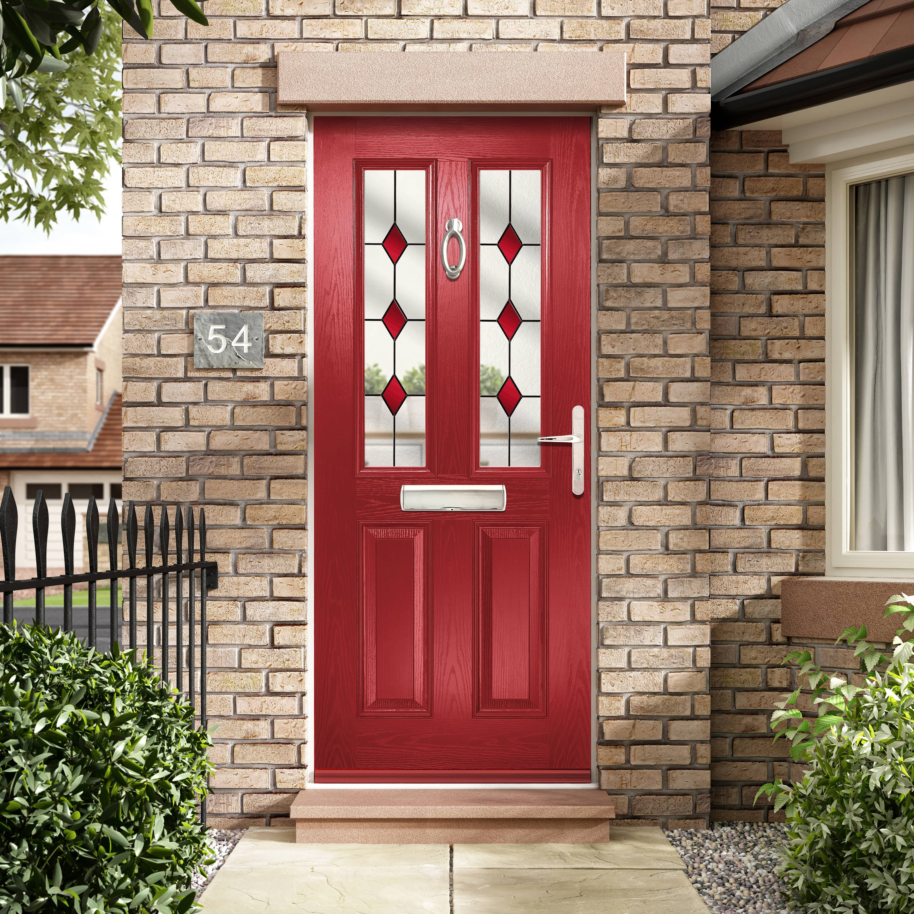 Composite Doors in Leeds