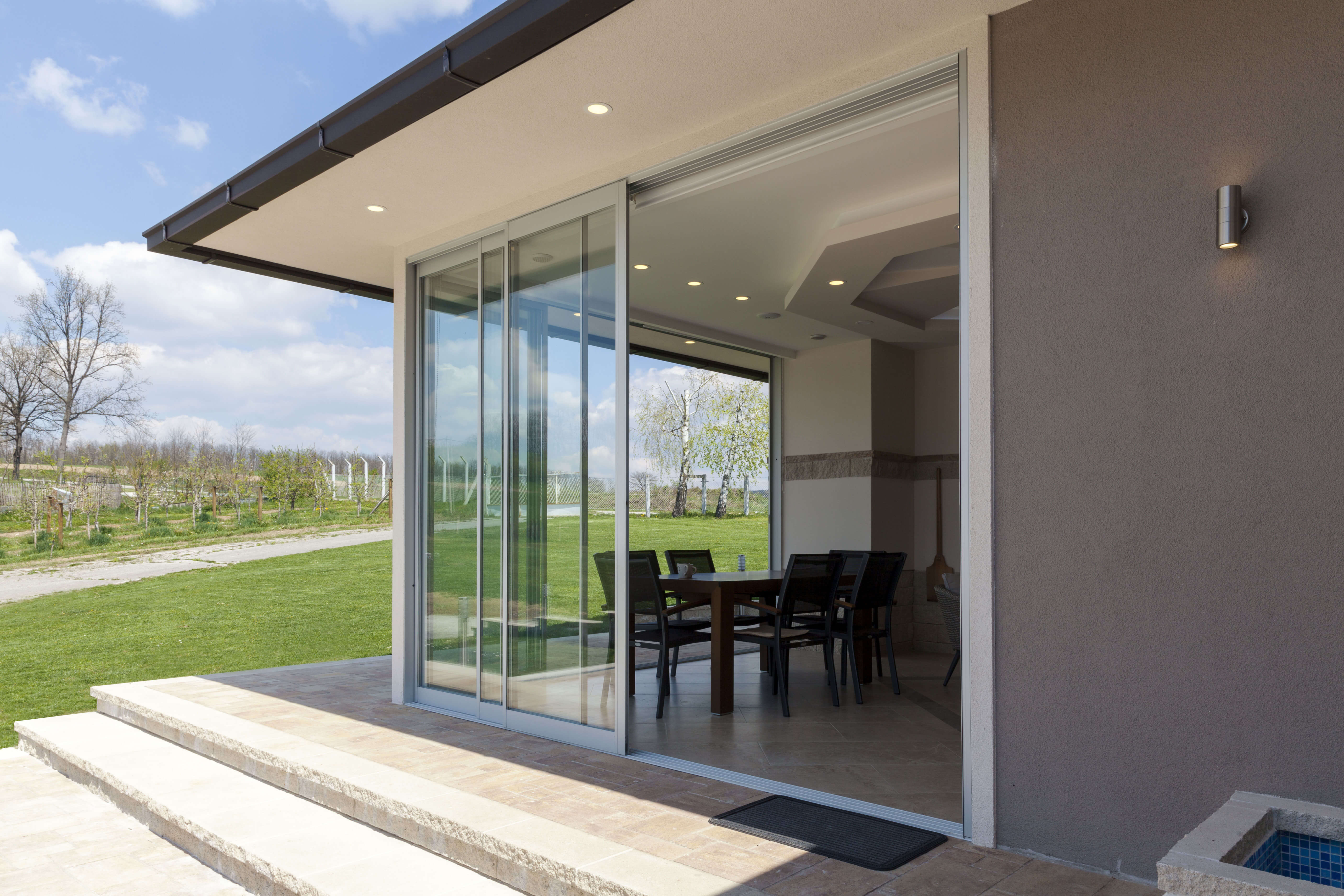 Aluminium Door Prices Leeds
