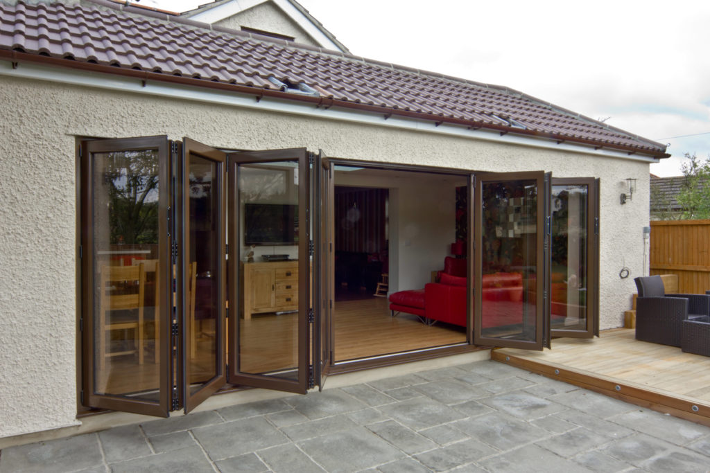 aluminium bi-fold door prices harrogate