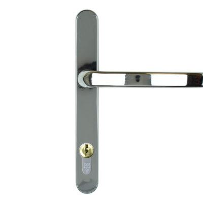 chrome accessories for front door