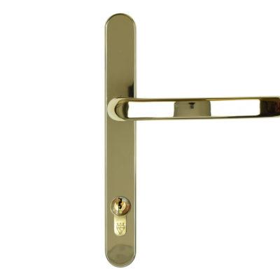 gold door accessories