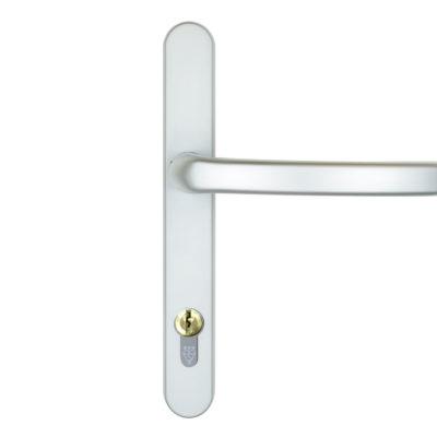 satin door handle