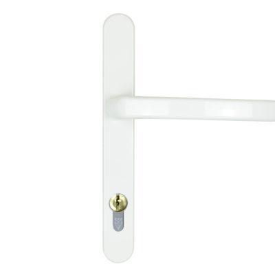 door handle classic white