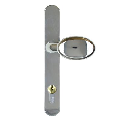 chrome door handle pad