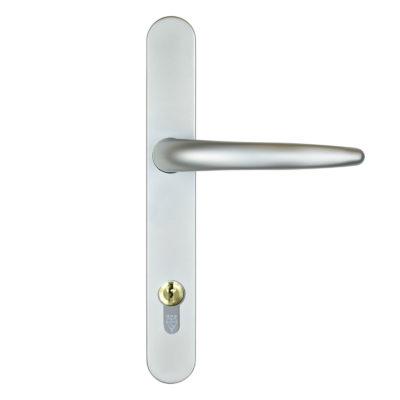 front door accessories handle satin