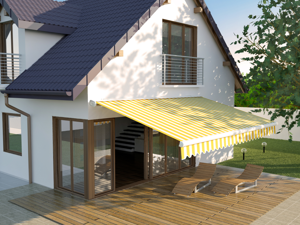 canopies and awnings leeds